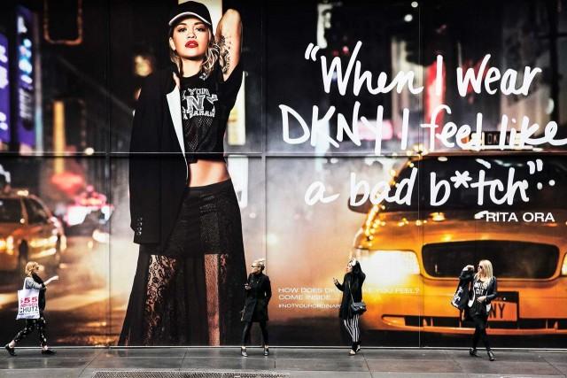 DKNY, 2013. Автор Натан Двир
