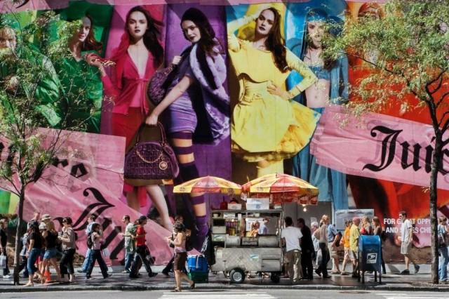 Juicy Couture, 2008. Автор Натан Двир
