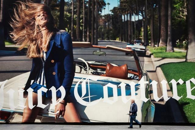 Juicy Couture, 2012. Автор Натан Двир