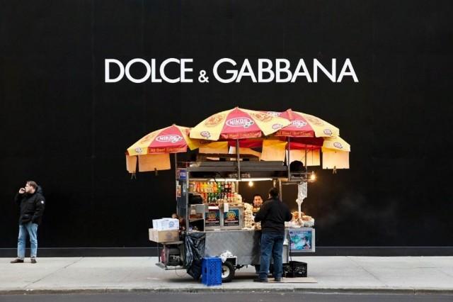 Dolce Gabbana, 2012. Автор Натан Двир