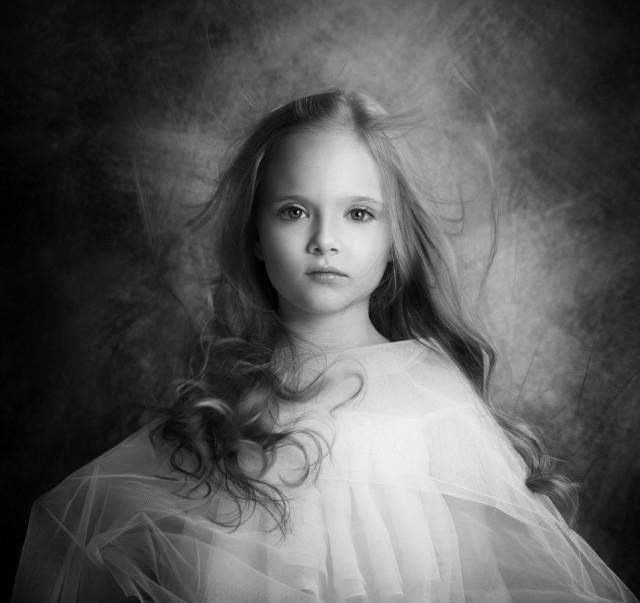 «Настя». 2 место в категории «Портрет», 2020. Автор Валерия Кабыжакова