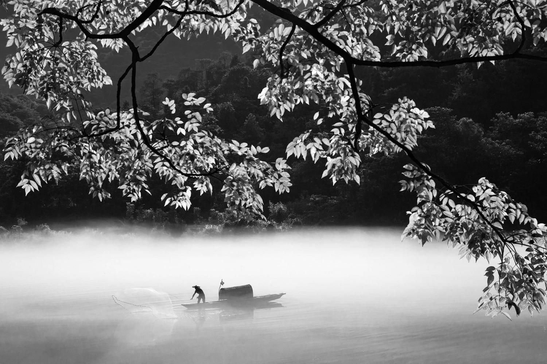 «Сонные воды». Финалист в категории «Пейзаж и природа», 2020. Автор Цян Чэнь