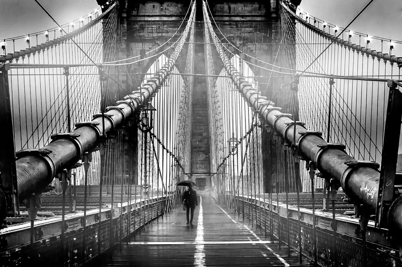 «Таинственный Манхэттен». Финалист в категории «Архитектура», 2020. Автор Аз Джексон