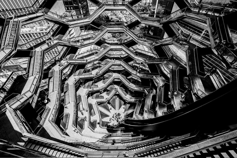 «Фигуры и планы». Финалист в категории «Архитектура», 2020. Автор Амадеу Мартинез