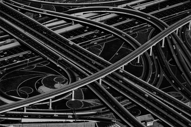 «Транспортный узел». 1 место в категории «Архитектура». Автор Цзинлун Ян