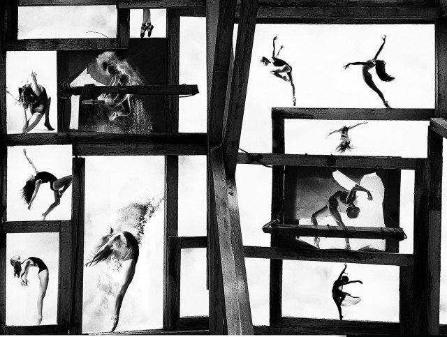 Zebra Awards – конкурс ярких чёрно-белых фотографий