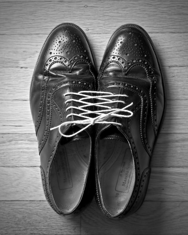 Пара туфель. Автор Чема Мадоз