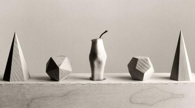 Геометрические фигуры. Автор Чема Мадоз