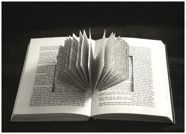 Книга в книге, 1994. Автор Чема Мадоз