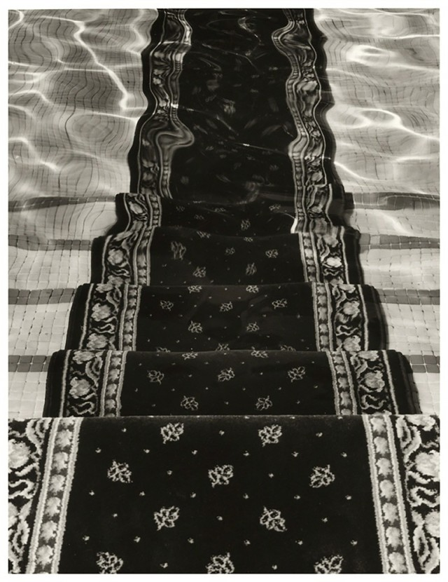 Ковровая дорожка, 2012. Автор Чема Мадоз