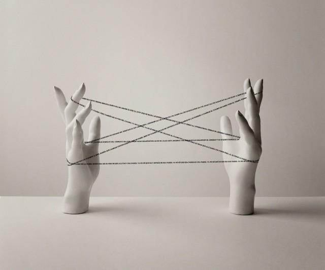 Руки, 2014. Автор Чема Мадоз