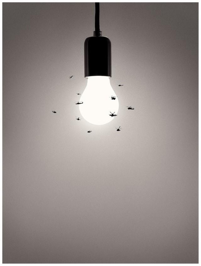 Свет. Автор Чема Мадоз