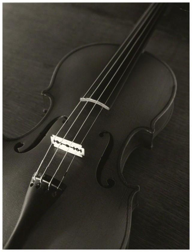 Скрипка, 1990. Автор Чема Мадоз