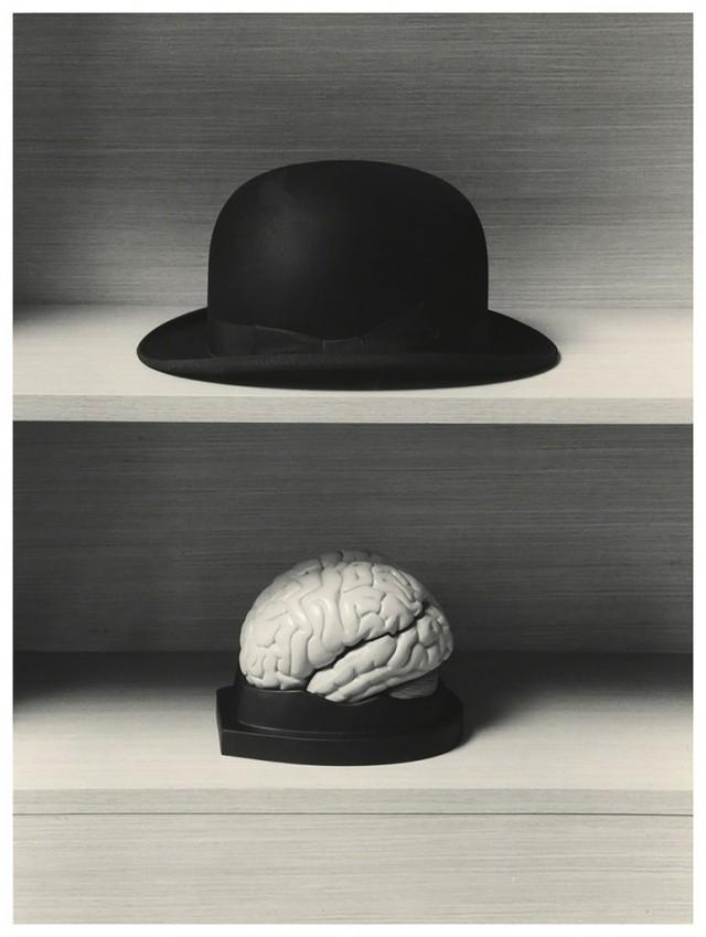 Шляпа и мозг, 2012. Автор Чема Мадоз