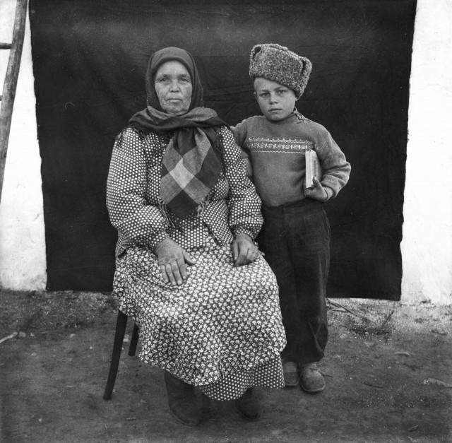 Архив сельского фотографа Захарии Кушнира (68)