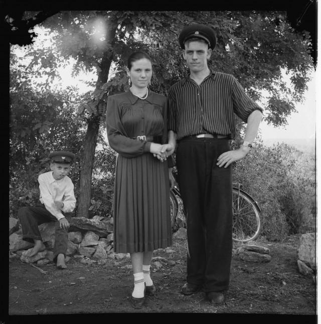 Архив сельского фотографа Захарии Кушнира (70)