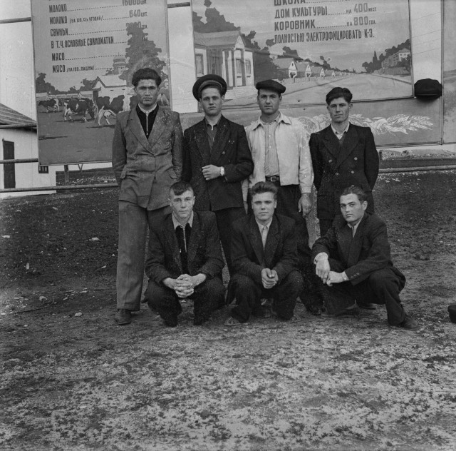 Архив сельского фотографа Захарии Кушнира (71)