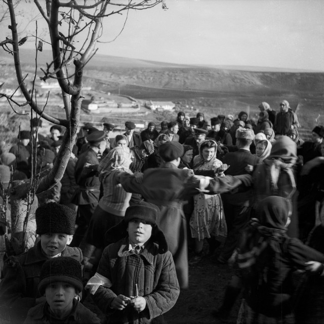 Архив сельского фотографа Захарии Кушнира (45)