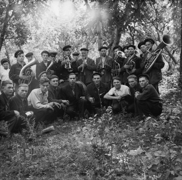 Архив сельского фотографа Захарии Кушнира (50)