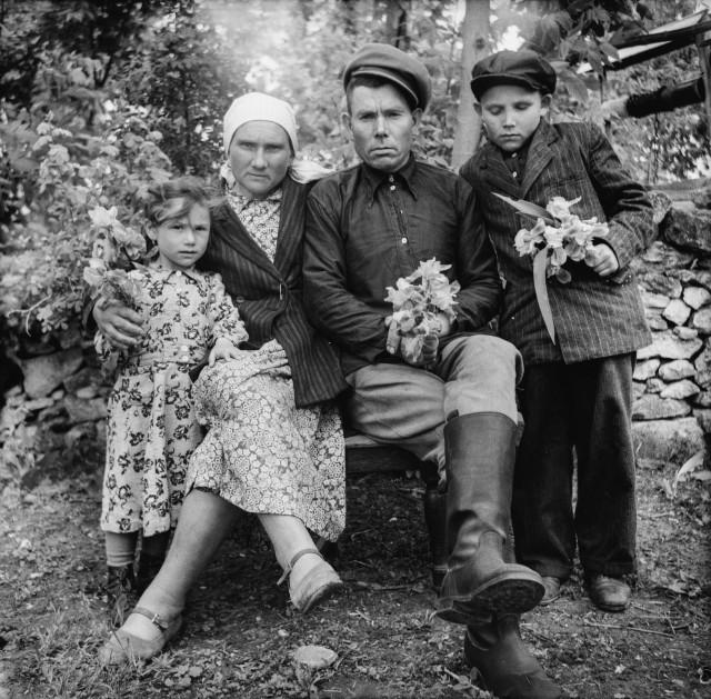 Архив сельского фотографа Захарии Кушнира (52)