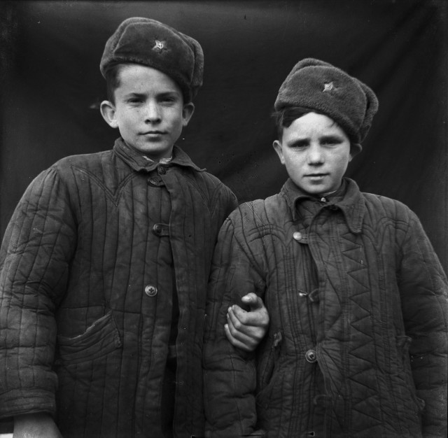 Архив сельского фотографа Захарии Кушнира (42)