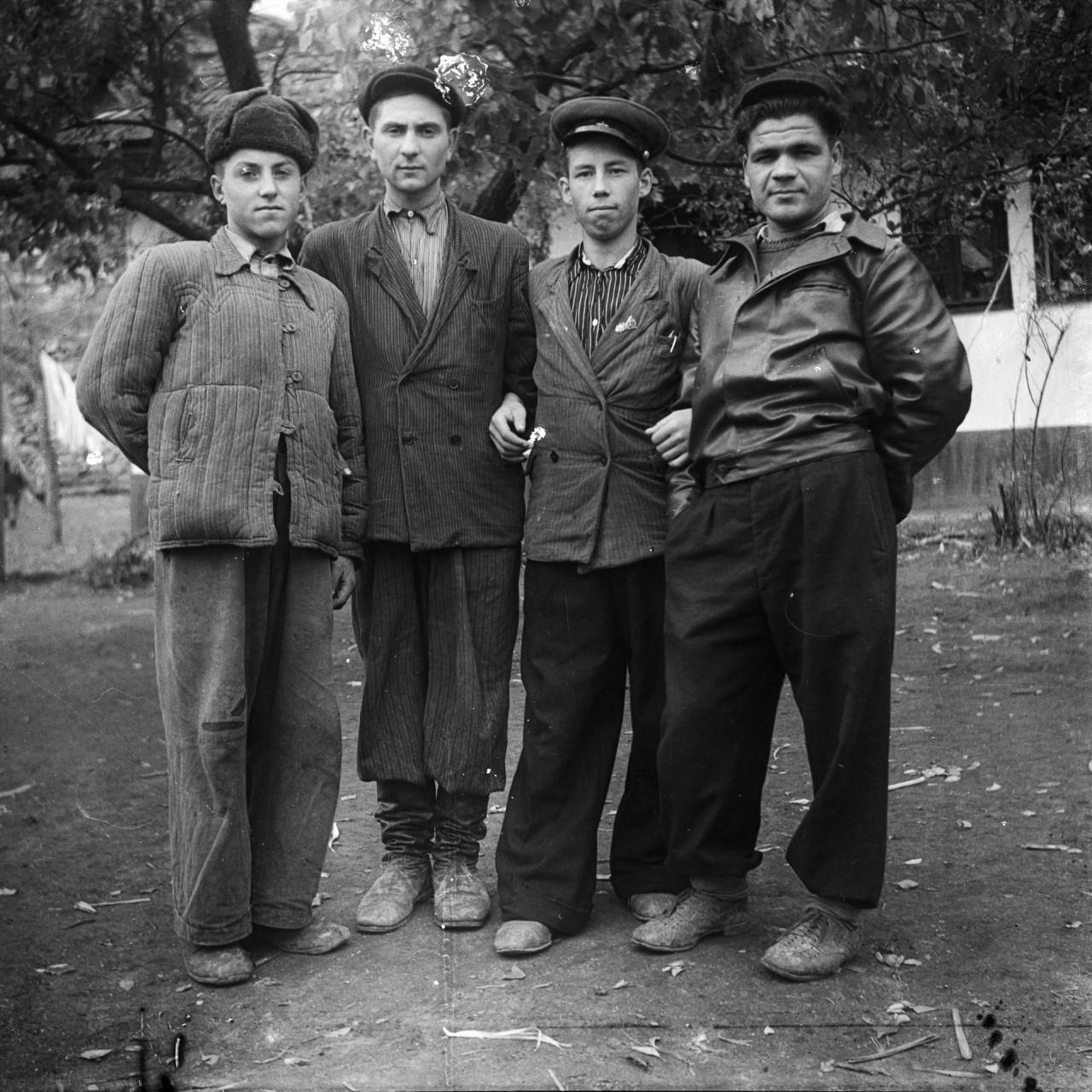 Архив сельского фотографа Захарии Кушнира (25)