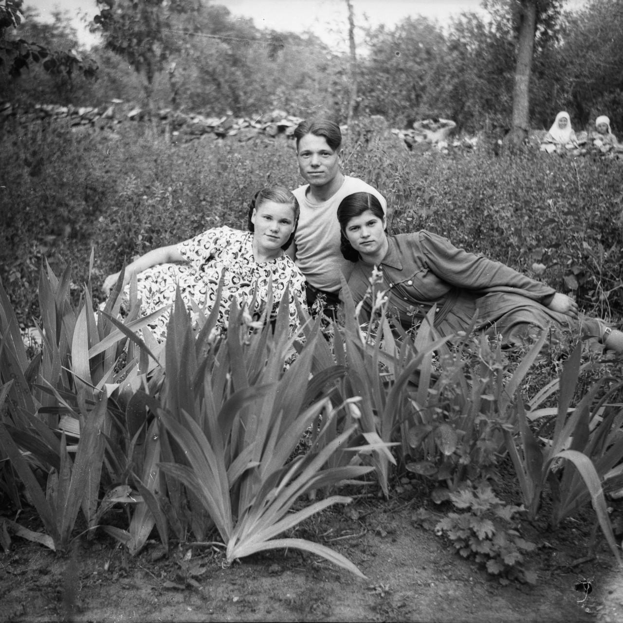 Архив сельского фотографа Захарии Кушнира (26)