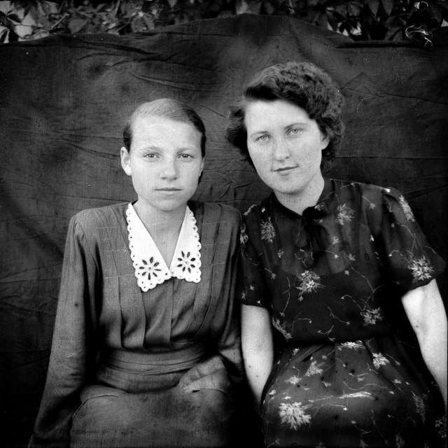 Архив сельского фотографа Захарии Кушнира (28)