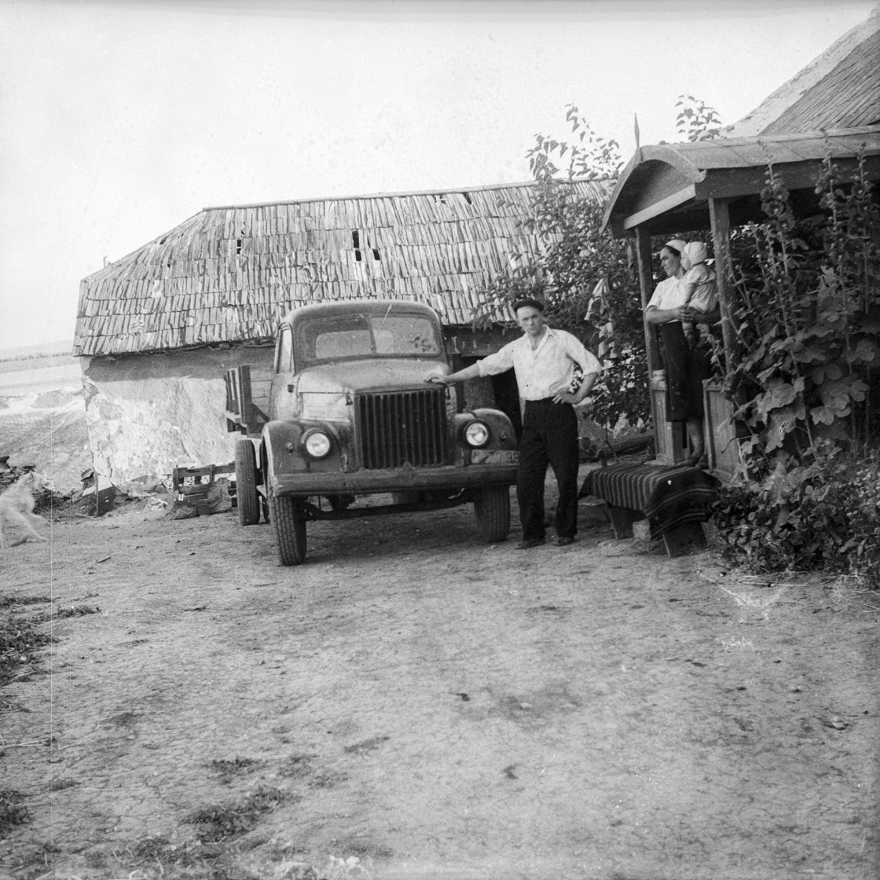 Архив сельского фотографа Захарии Кушнира (31)