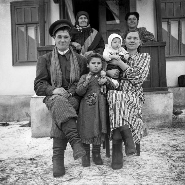 Архив сельского фотографа Захарии Кушнира (14)