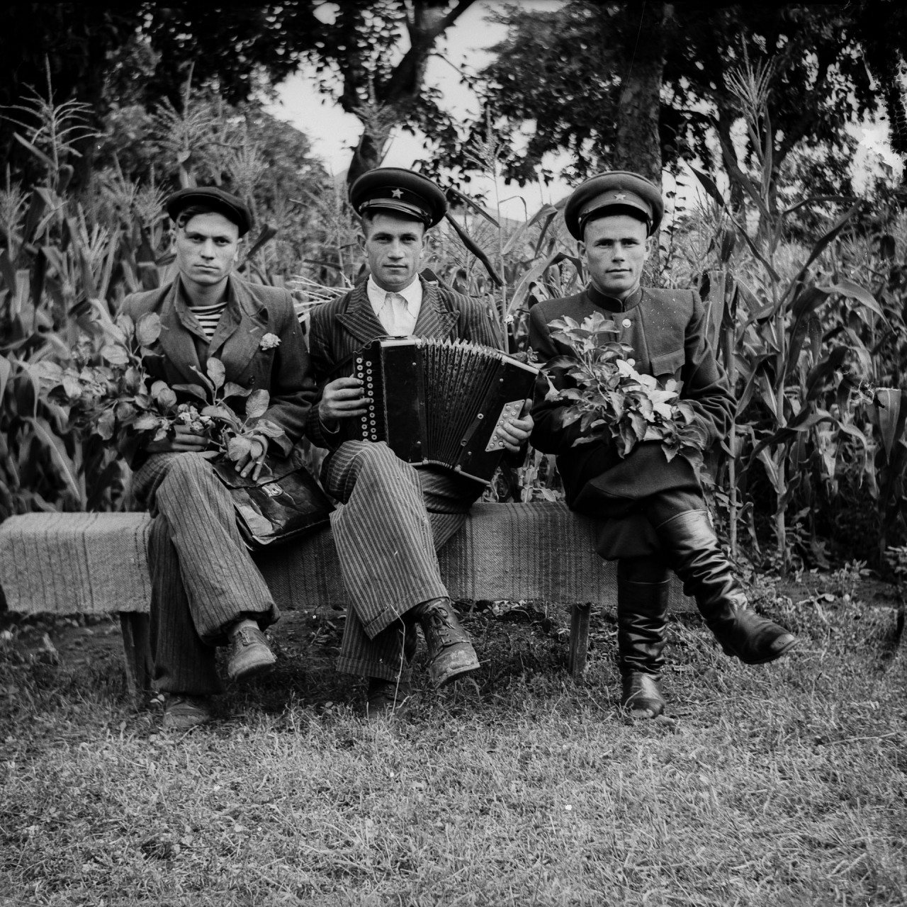 Архив сельского фотографа Захарии Кушнира (4)