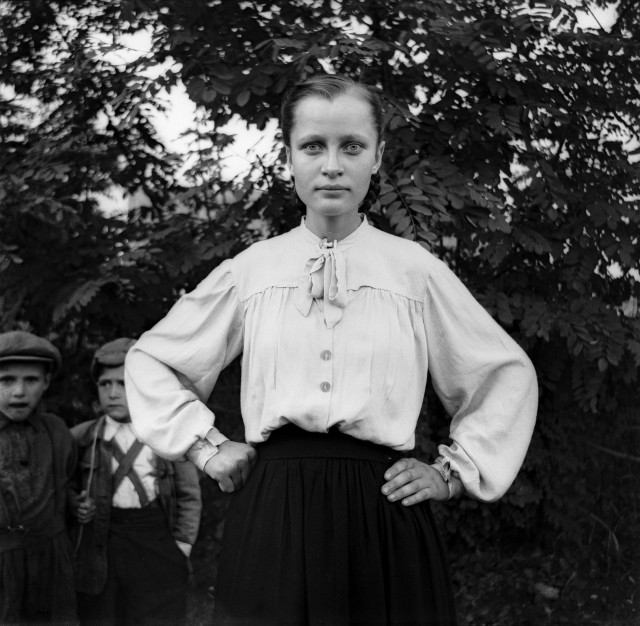 Архив сельского фотографа Захарии Кушнира (1)