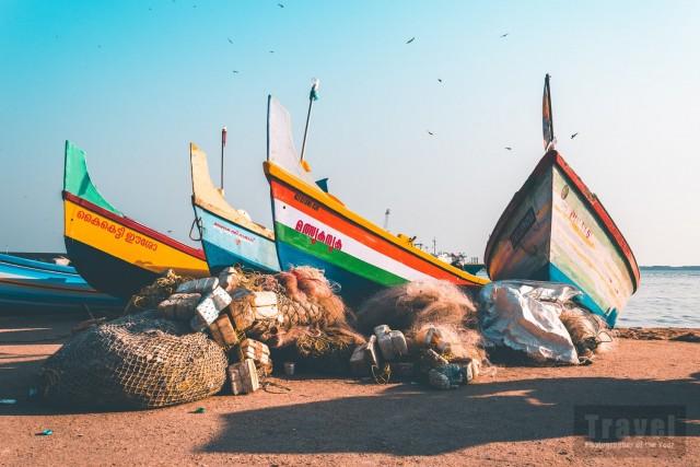 Лодки. Победитель в категории «Юный туристический фотограф года» 14 лет и младше, 2019. Автор Даниэль Курьян