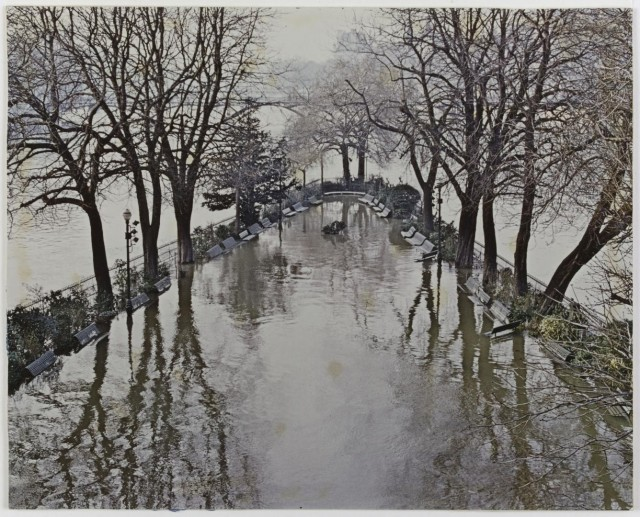 Сквер дю Вер-Галан, Париж, 1965-1975. Автор Виландер Гёста