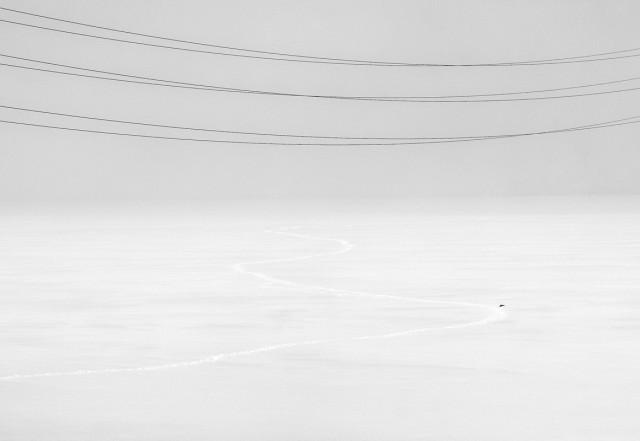 «Зимнее хайку». Автор Андрей Бачу (7)