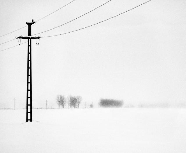 «Зимнее хайку». Автор Андрей Бачу (1)