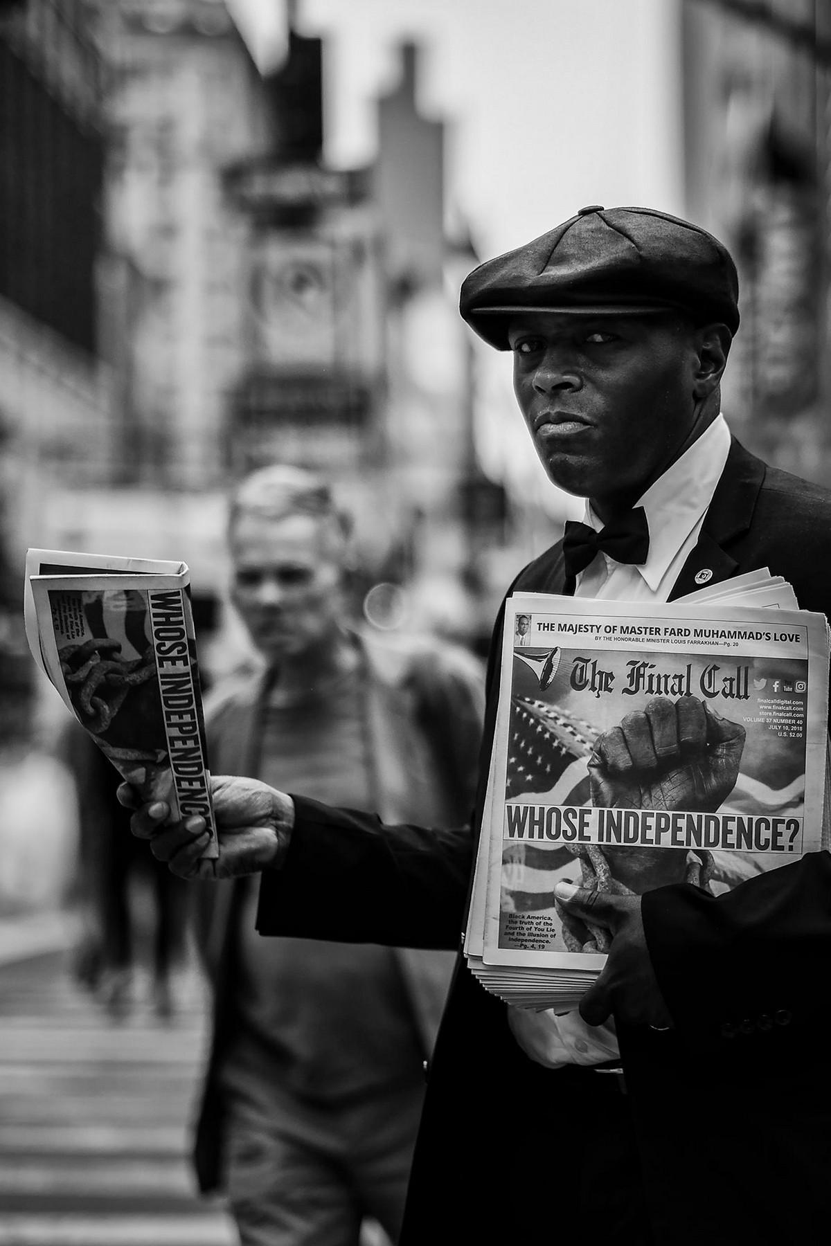 Городские уличные портреты. Автор Йенс Крауэр (26)