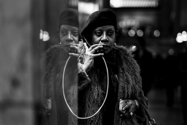 Городские уличные портреты. Автор Йенс Крауэр (28)