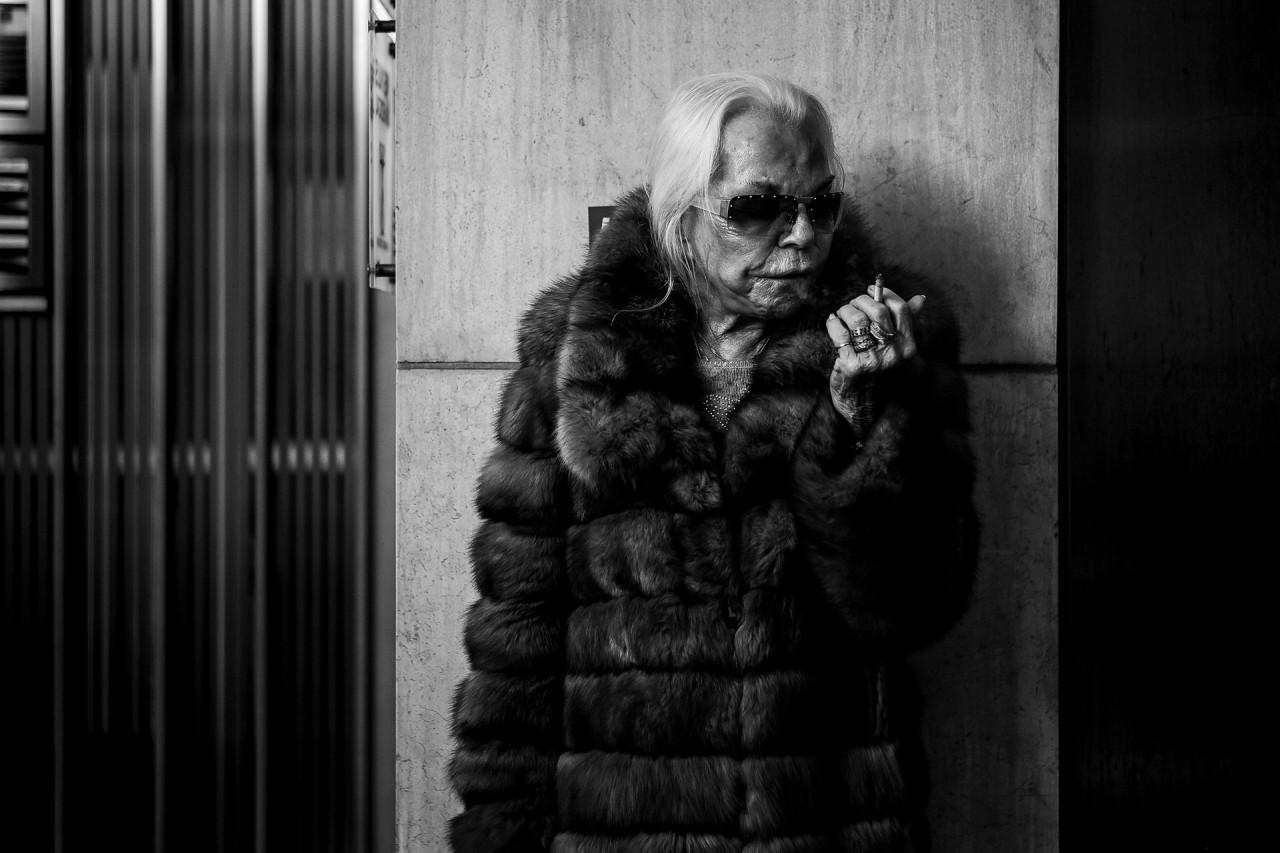 Городские уличные портреты. Автор Йенс Крауэр (29)
