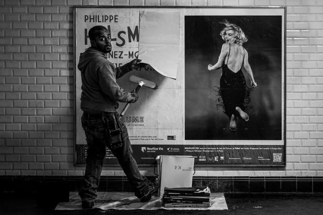 Городские уличные портреты. Автор Йенс Крауэр (31)
