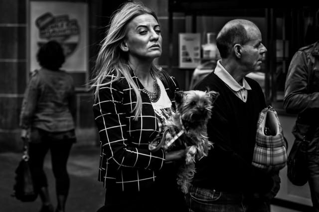 Городские уличные портреты. Автор Йенс Крауэр (14)