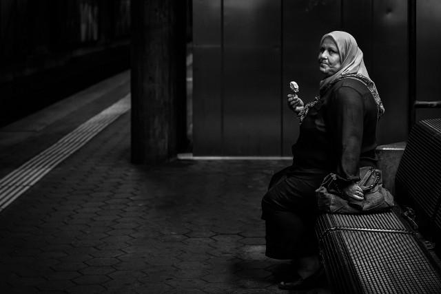 Городские уличные портреты. Автор Йенс Крауэр (18)