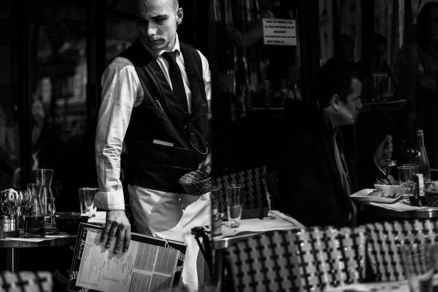 Городские уличные портреты. Автор Йенс Крауэр (21)
