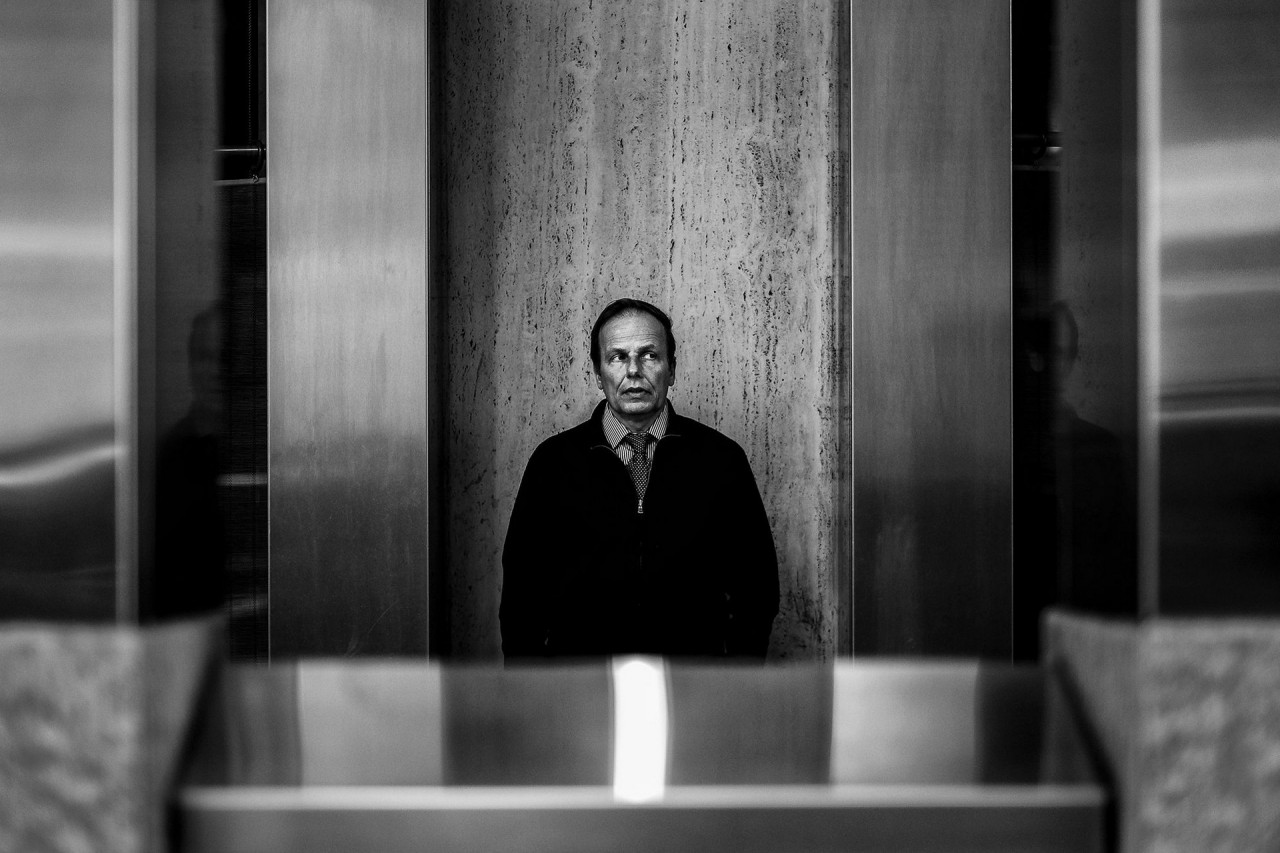 Городские уличные портреты. Автор Йенс Крауэр (8)