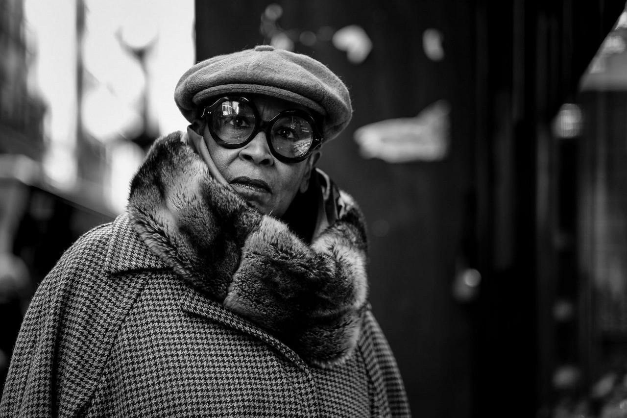 Городские уличные портреты. Автор Йенс Крауэр (10)