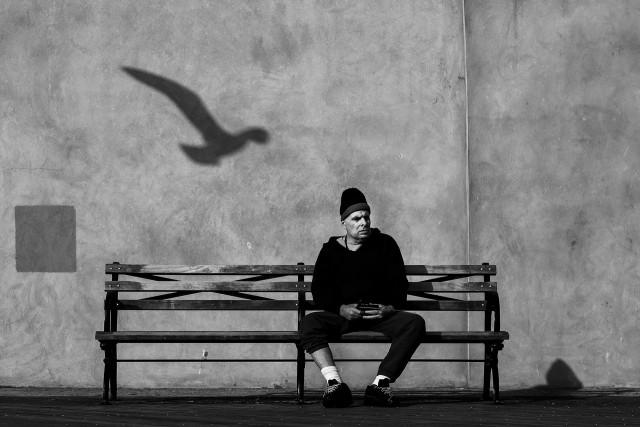 Городские уличные портреты. Автор Йенс Крауэр (1)