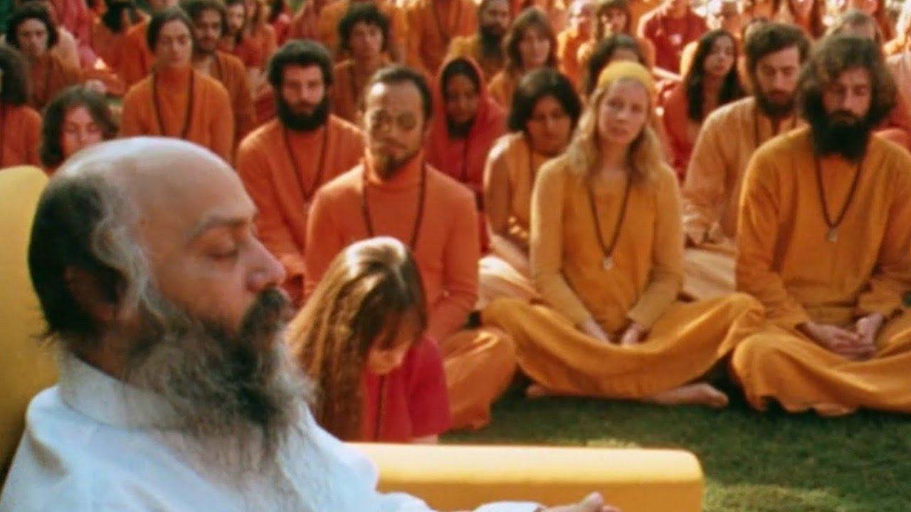 «Дикая-дикая страна»: документальная история про культ Ошо и его невиданные подробности