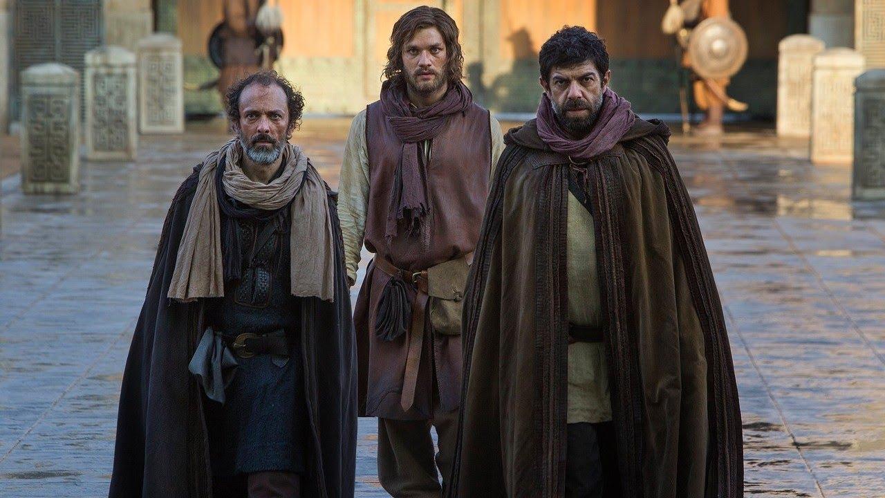 «Марко Поло»: приключения легендарного итальянца в Монгольской империи