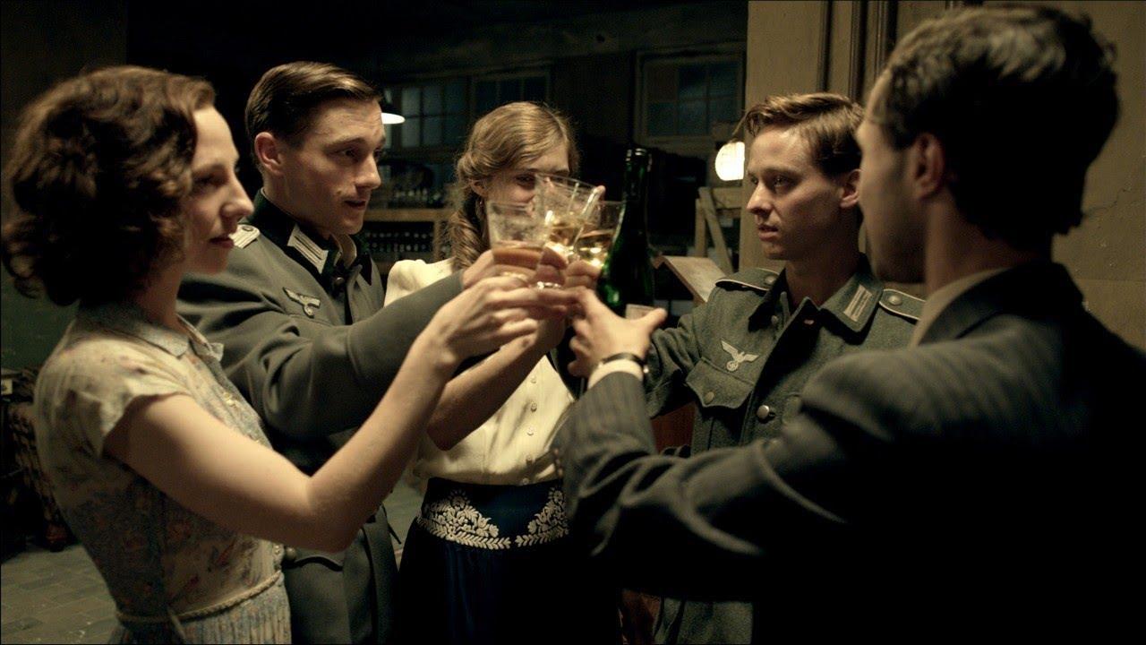 «Наши матери, наши отцы»: Вторая мировая война с немецкой стороны
