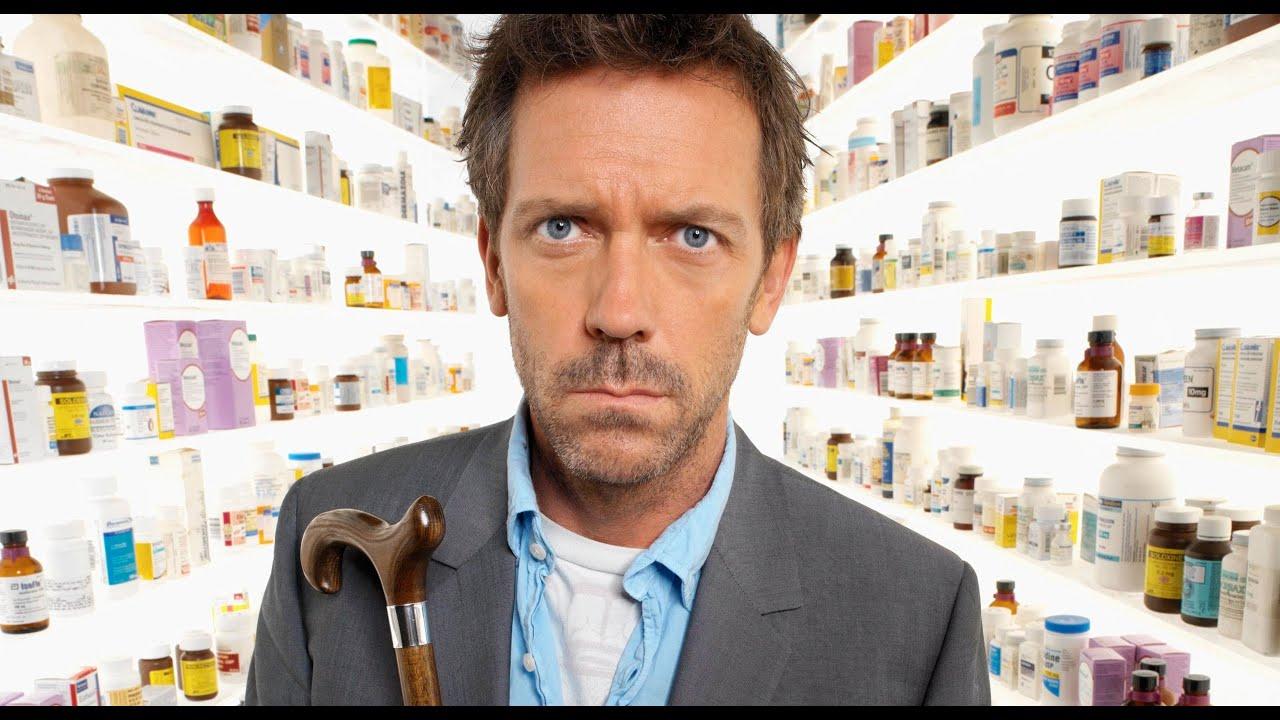 Медицинских сериалов множество, а «Доктор Хаус» – один
